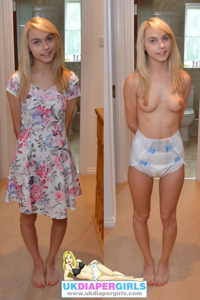 Not absolutely abdl girl nude all business